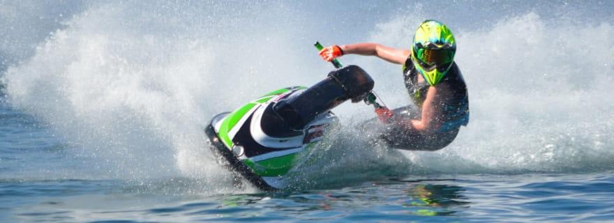 Coberturas más importantes de un seguro para moto de agua