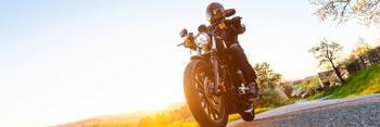 Circular en moto