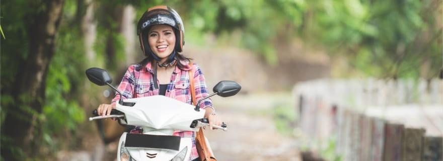 Compara los mejores seguros de moto