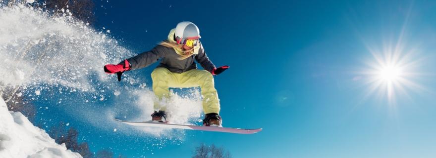 ¿Qué compañías tienen seguros para deportes de invierno?