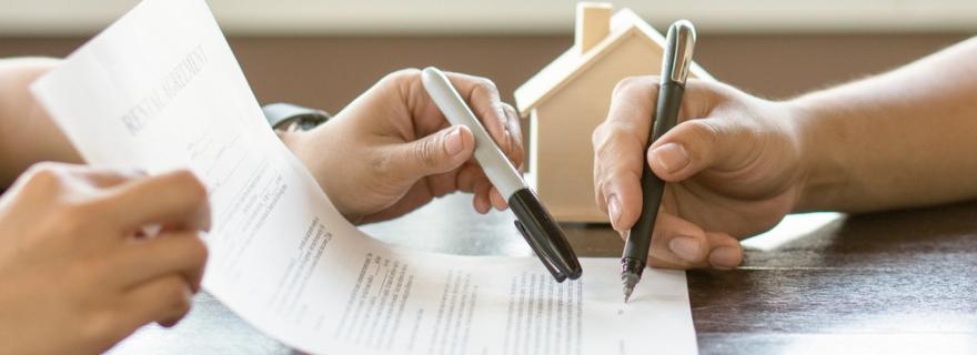 Cúbrete con un seguro de impago de alquiler