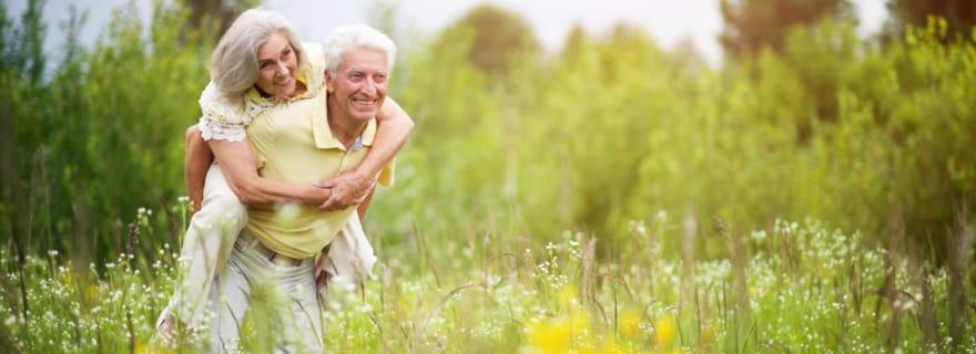 Las razones para contratar un seguro de vida para mayores de 65 años