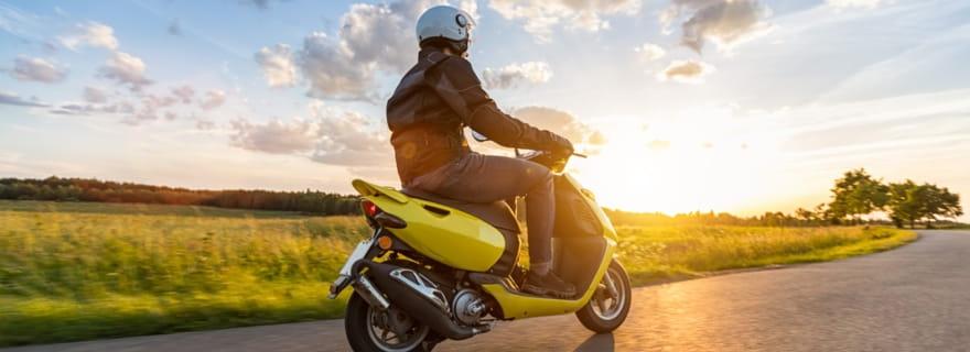 Seguro de moto por días y meses